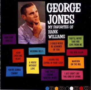George Jones - Discography (280 Albums = 321 CD's) 21vs9
