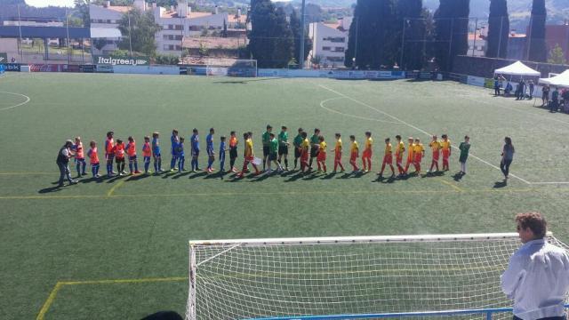 XXIII campeonato nacional de selecciones autonomicas sub 12 / fútbol 8 22m34z