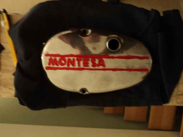 Mi primer proyecto: Montesa Ciclo 23lnsde