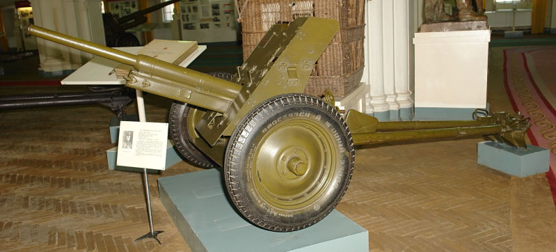Гильза унитарного выстрела 45-мм танковой пушки образца 1932/38 годов (20-К) 25im3j5