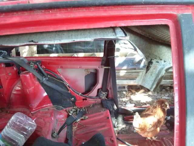 Quitar techo interior del Polo Coupé GT 2f 25k0eq0