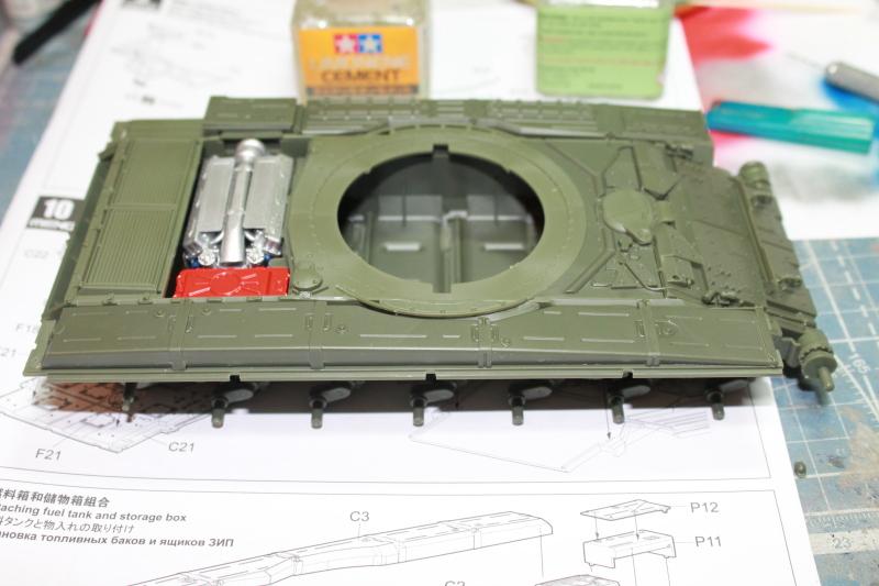 Т-90 с ТБС-86 (Менг 1/35) 25pr38p