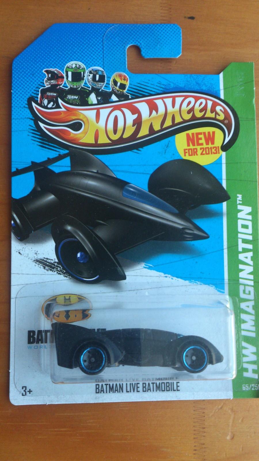 Mi Coleccion HotWheels TV-Series (Parte II Batman) 25qvthj