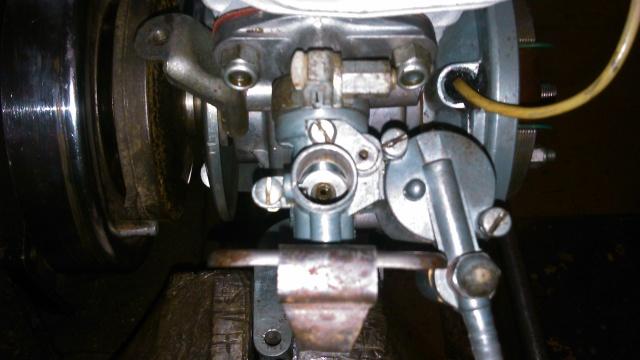 Reparación para restauración en Mobylette AV-88 (Rodamientos, retenes, cilindro...) 25u6655