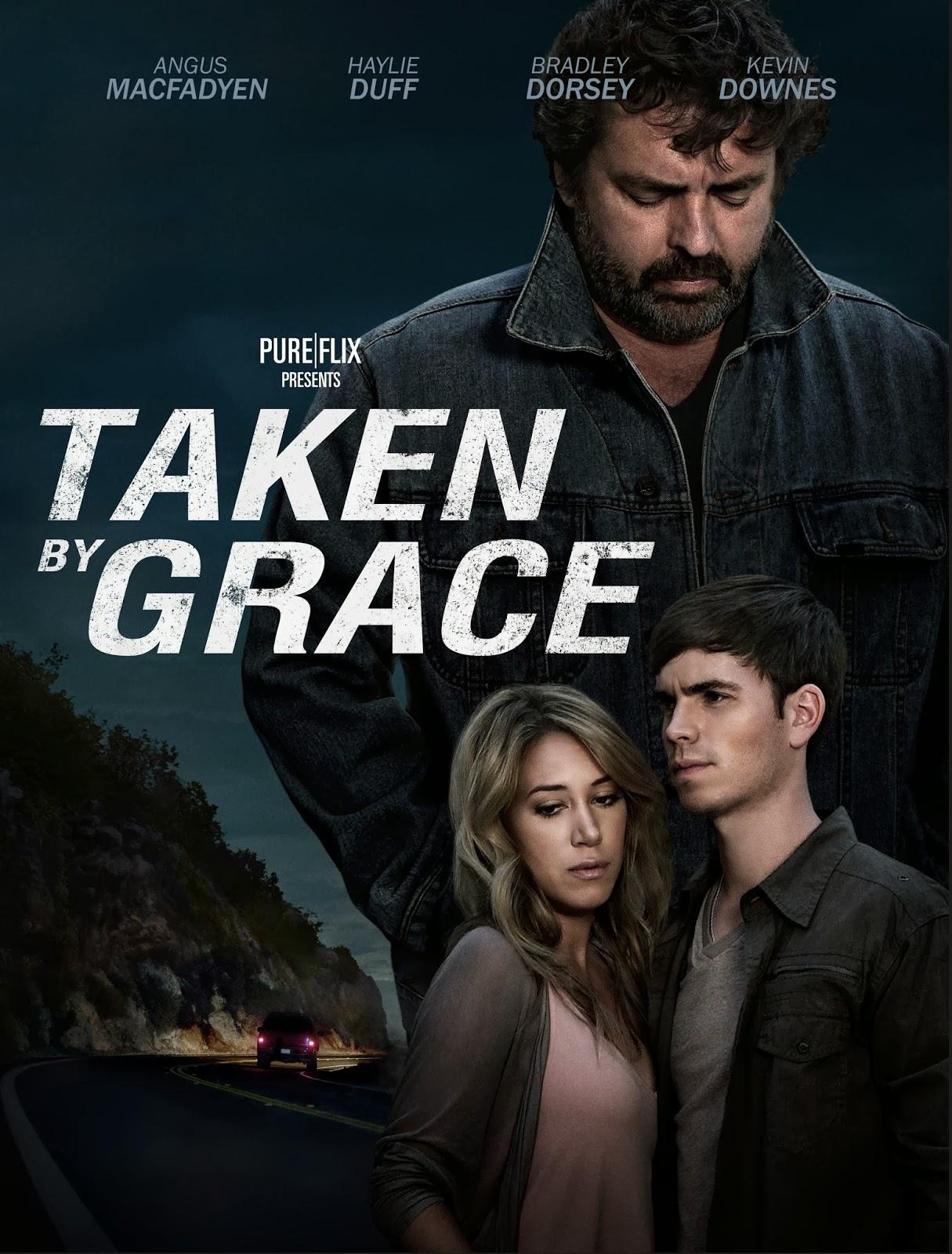 TAKEN BY GRACE (2013)..Tomado por Gracia. Sub-Español  27wslma