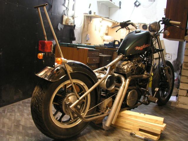 Hardtail Honda 2882f86
