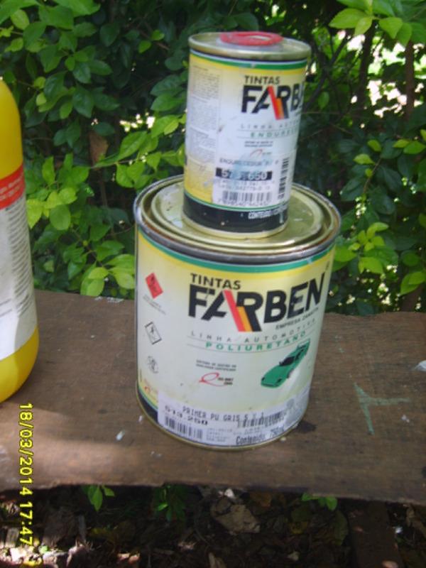 trabajo - Cómo pintar moto en casa con acabado de un taller profesional 293kcvo