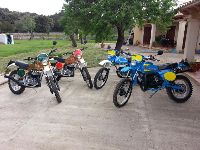mis Bultaco Frontera 29dzfbl