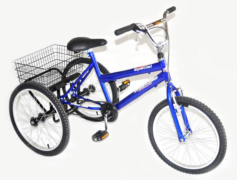 Consulta: cómo transformar bicicleta normal en tricicleta 29f787d
