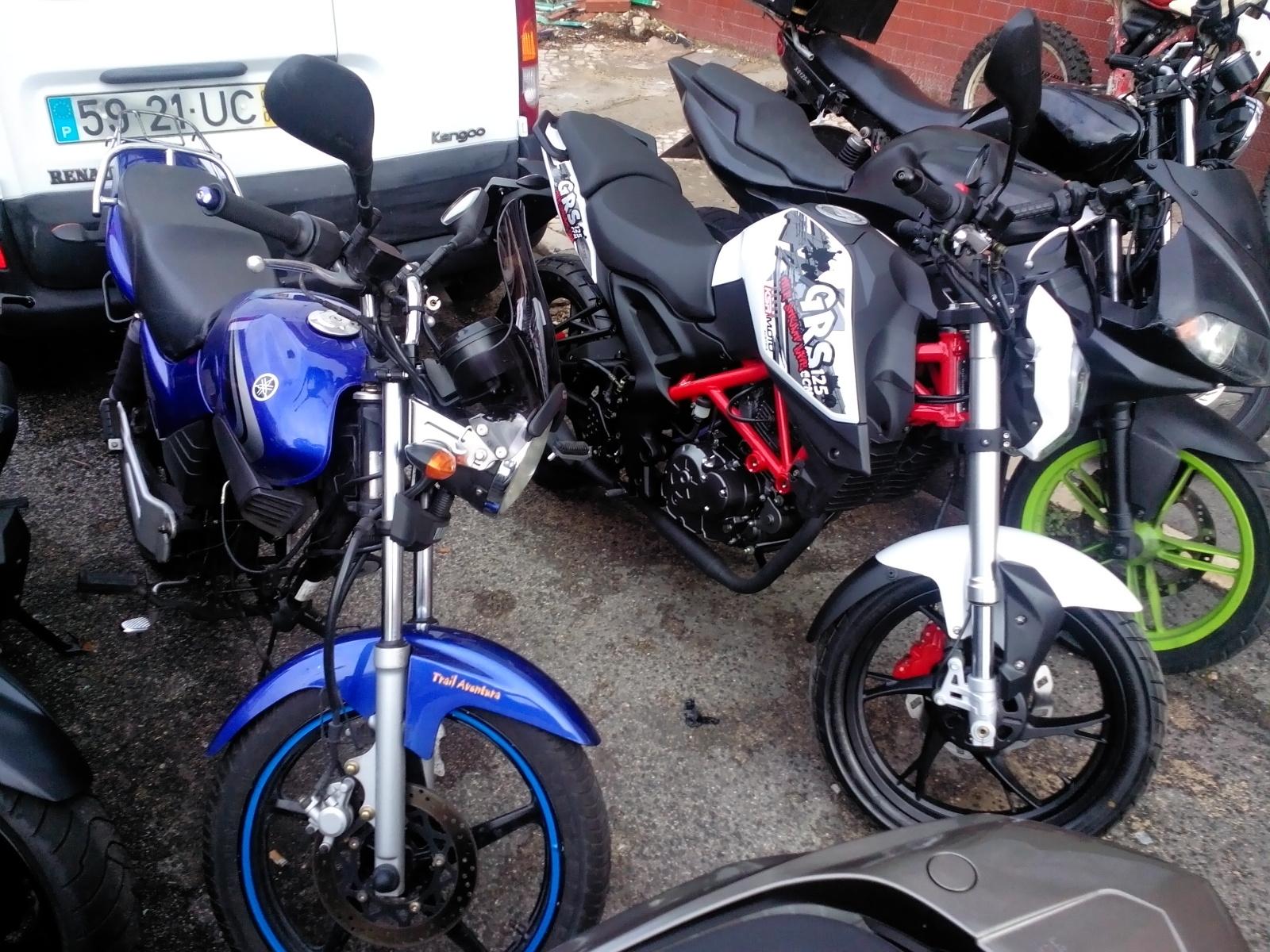 "KSR MOTO GRS 125 ""A AUSTRÍACA"" 2a78myq"