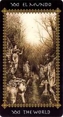 Favole Tarot (Таро легенд) 2aivmc