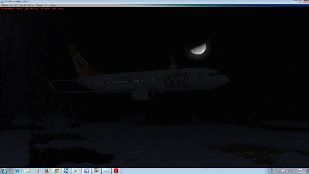 Problema com Luzes das Aeronaves 2chmars