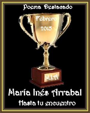 GALERÍA DE PREMIOS DE MARIA INES ARRABAL 2cr29ed