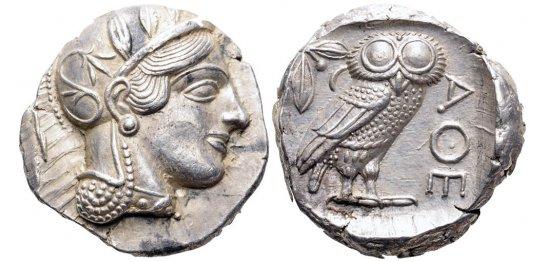 Tetradracma ático. Atenas. 449-413 a.C. 2d0cmm8