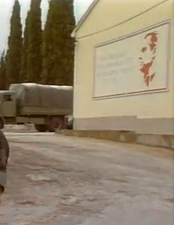 SPLIT 'Dalmatinskih brigada' Visoka 1986/1987 2dqt15t