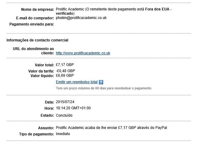 [Provado] Prolific Academic - Ganha entrando em estudos (paga em £) 2e4mfqw
