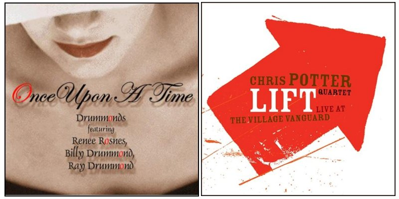 """Doble Sesión: Renee ROSNES ( """"Once Upon a Time"""") & Chris POTTER ( """"Lift"""")  2exc09x"""
