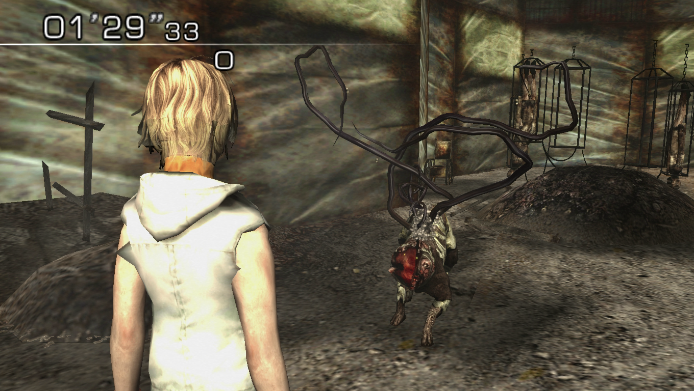 Double Head Dog - Silent Hill 3 - por Colmillos 2kj2uq