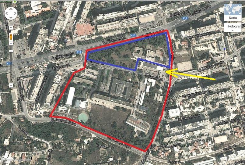 Vojna bolnica Split/Visoka 2lmouc8