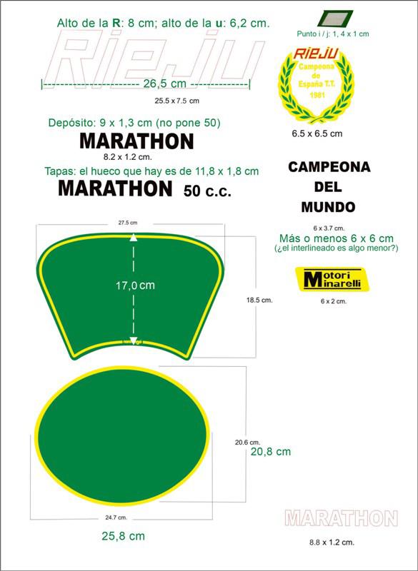 Rieju Marathon 50 2lo0tvo