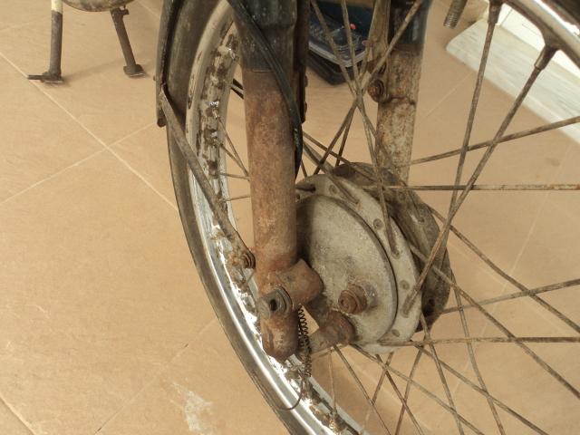 Mi primer proyecto: Montesa Ciclo 2mix3n