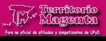 Territorio Magenta. Foro no oficial de UPyD / UPD