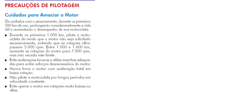 Amaciamento  Motor primeiros 1000km - Página 2 2n9fk75