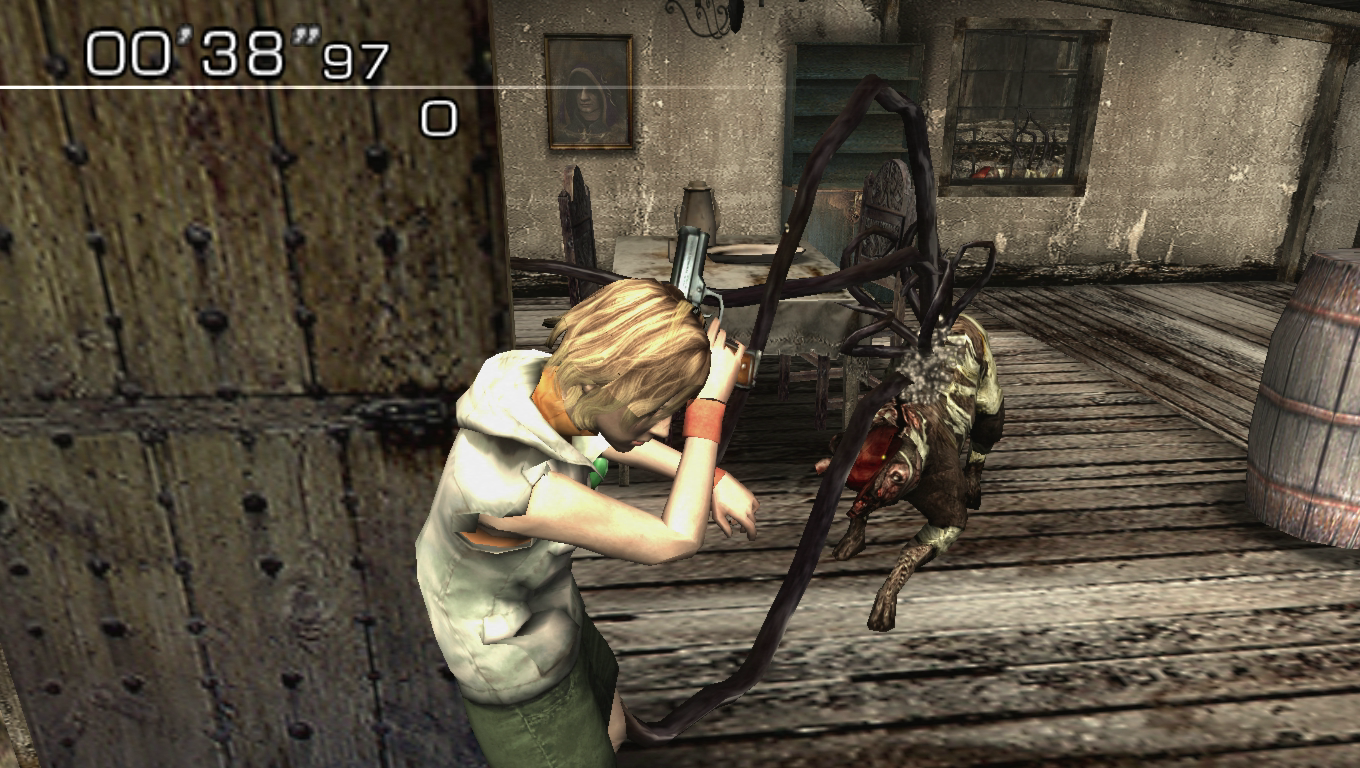 Double Head Dog - Silent Hill 3 - por Colmillos 2ngaed2