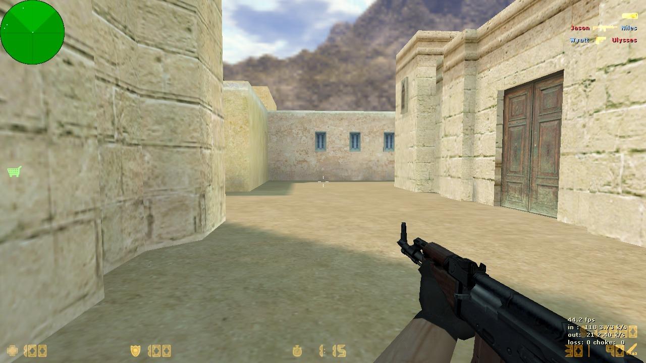 [ درس ] تحميل اسلحة جديدة HD وكونفيج قوي وبخاخ حرف B ل Cs 1.6 by Youssef Ben Fraj 2pq4z15
