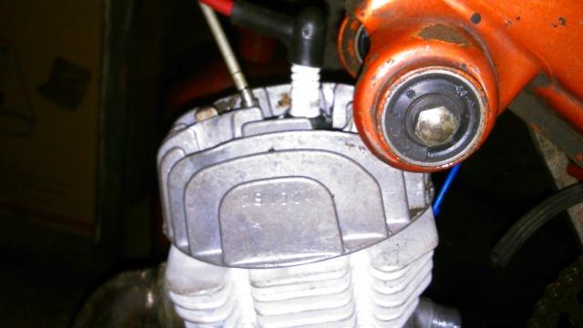 Reparación para restauración en Mobylette AV-88 (Rodamientos, retenes, cilindro...) 2pr5u1v