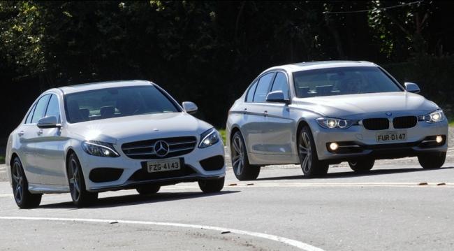 (DIVERSOS): Mercedes supera vendas da Audi e encosta na BMW entre luxuosas 2pt80wi