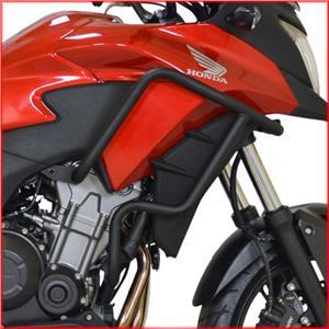 Protetor motor Chapam com pedaleiras 2pyonrn