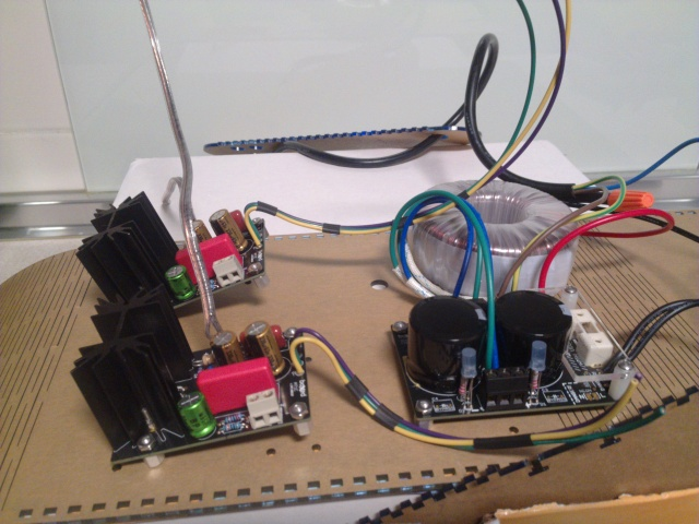 Kit amplificador HUM 2qajuie