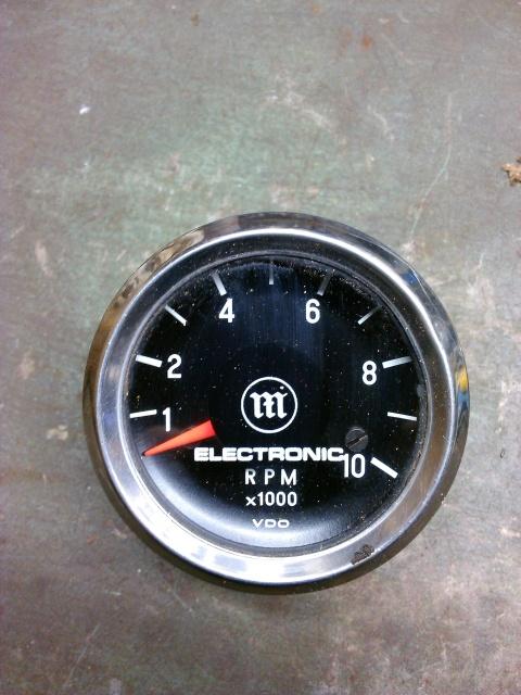 Cómo conectar tacómetro de Montesa Crono 2qbhkwo
