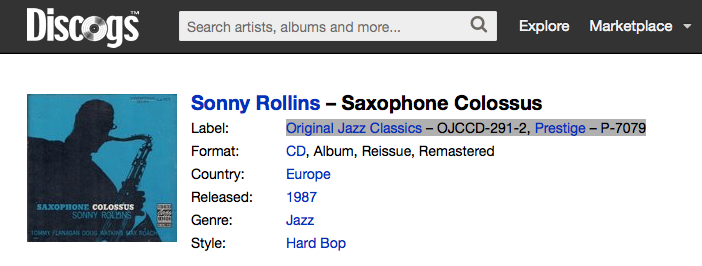 Saxophone Colossus (1956, Prestige)... a la bilbaína 2qcp4sx
