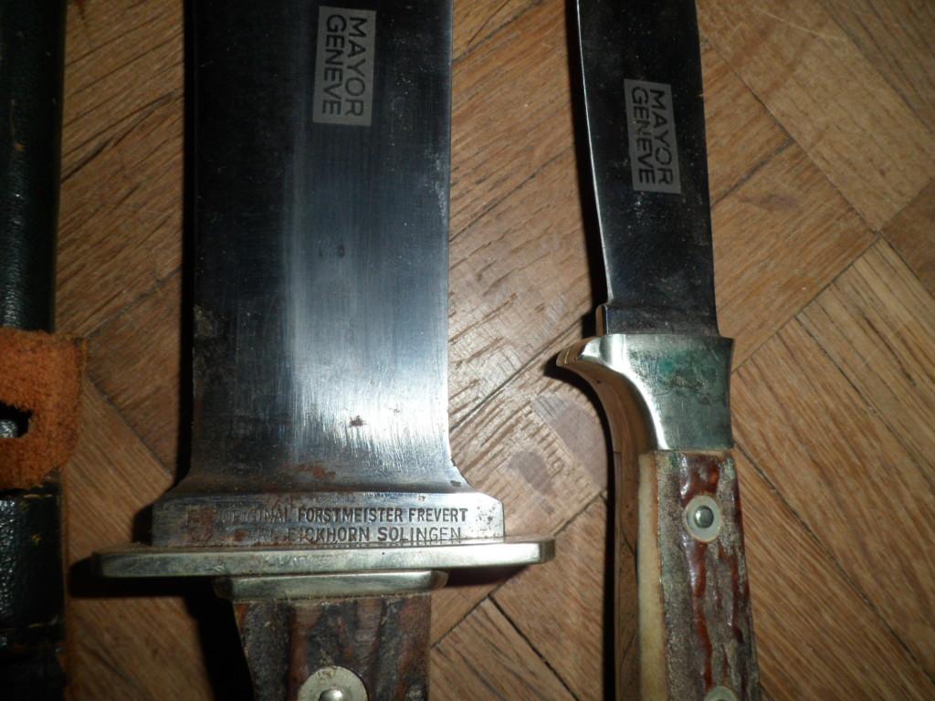 Couteau de chasse allemand Eickhorn(Frevert) 2qwj0bl