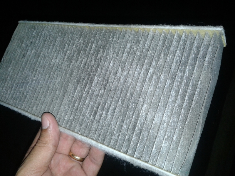 Filtro do ar condicionado anti polen 2r4mkbd