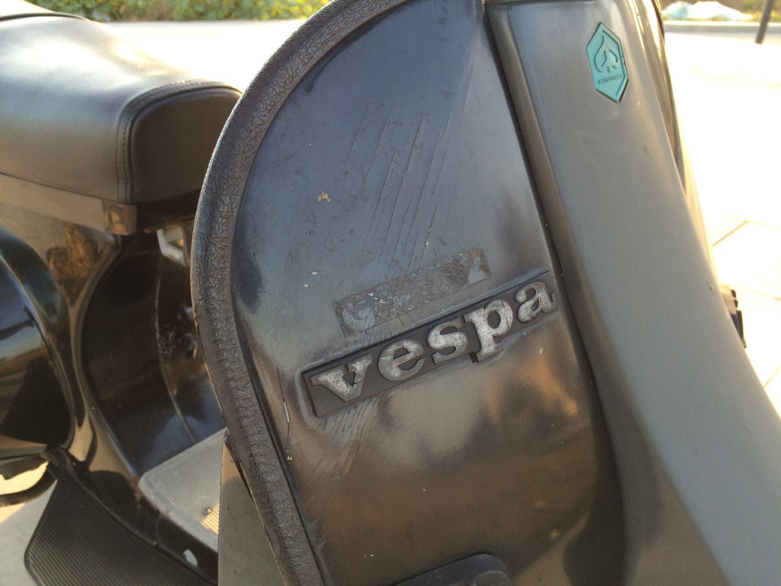 Mi Vespa PK 125 XL Elestart 2rpr42s