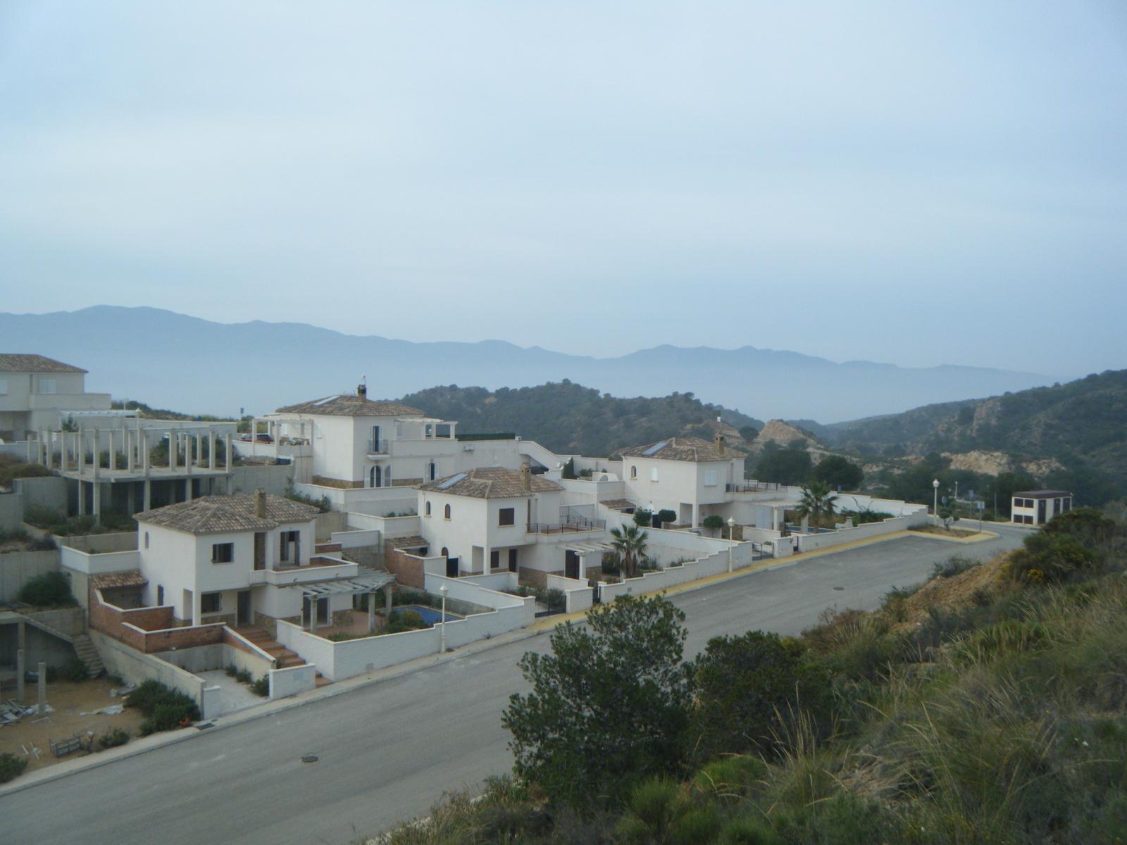 Minas Barranco San Antonio Abad, El Pinar, Bédar, Almeria, Andalucia, España 2u5uulc