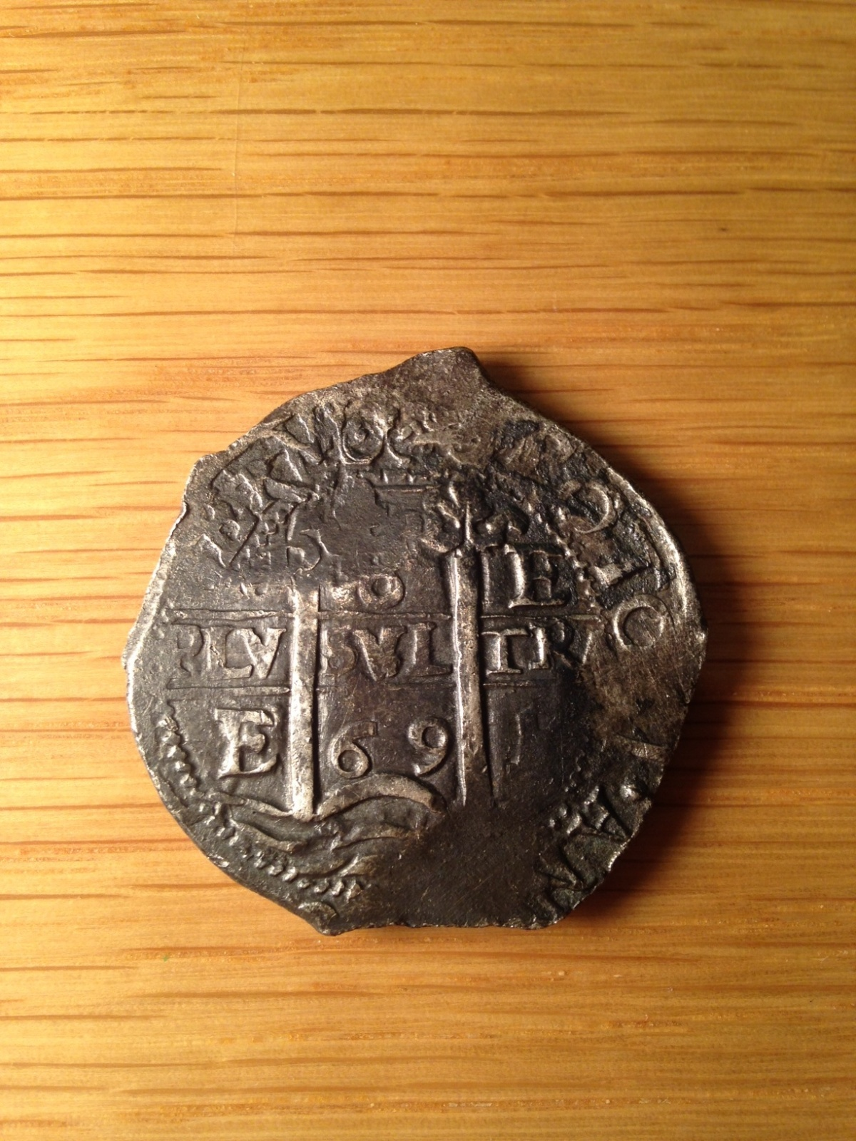 8 Reales Potosi Carlos II 1669 2u7yj5w