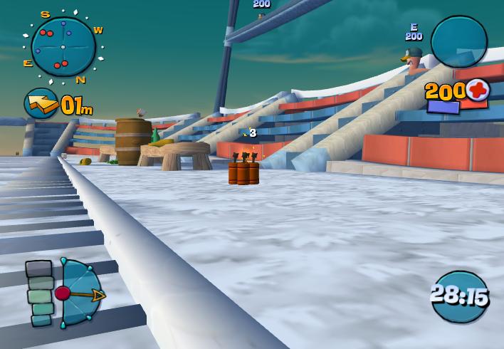 Worms 4 Mayhem Tweaking Mods - Portal 2uic8ig
