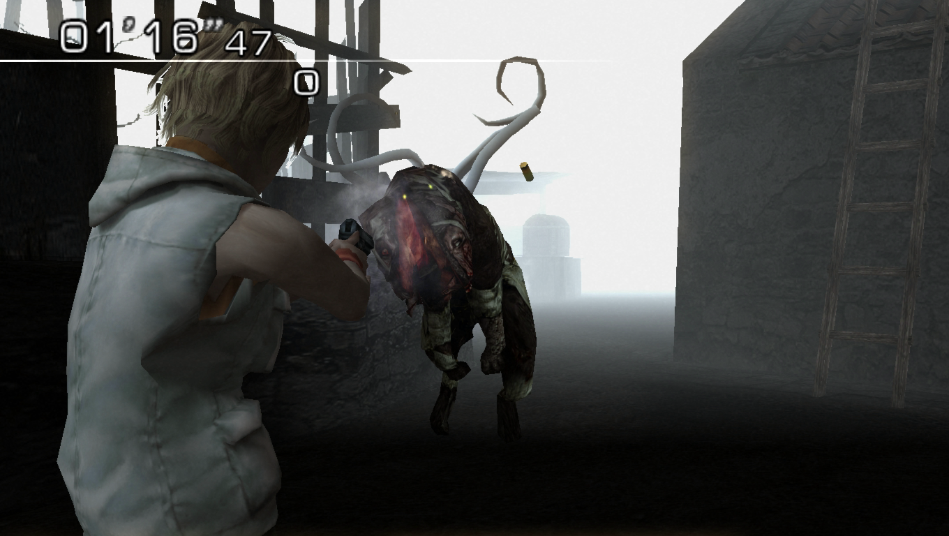 Double Head Dog - Silent Hill 3 - por Colmillos 2uzzc09