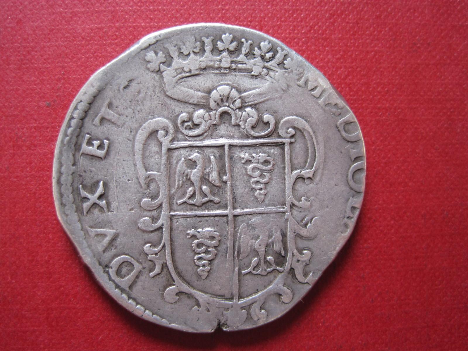 1 Ducatón Felipe III Milán 2vjd46u