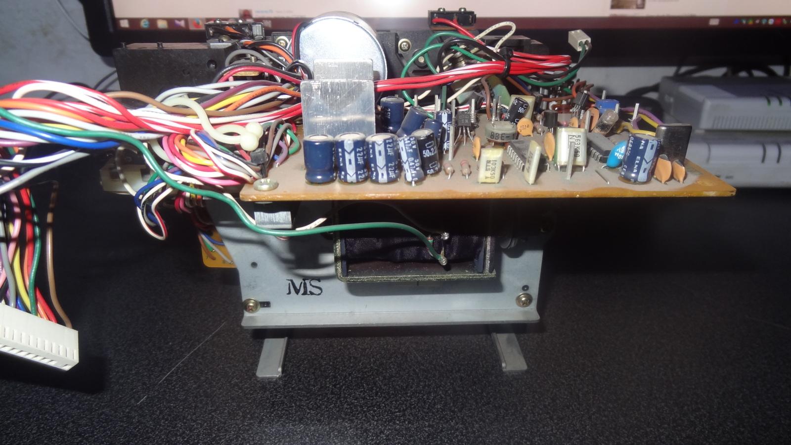Pioneer CT-F1250 2vjzxn5