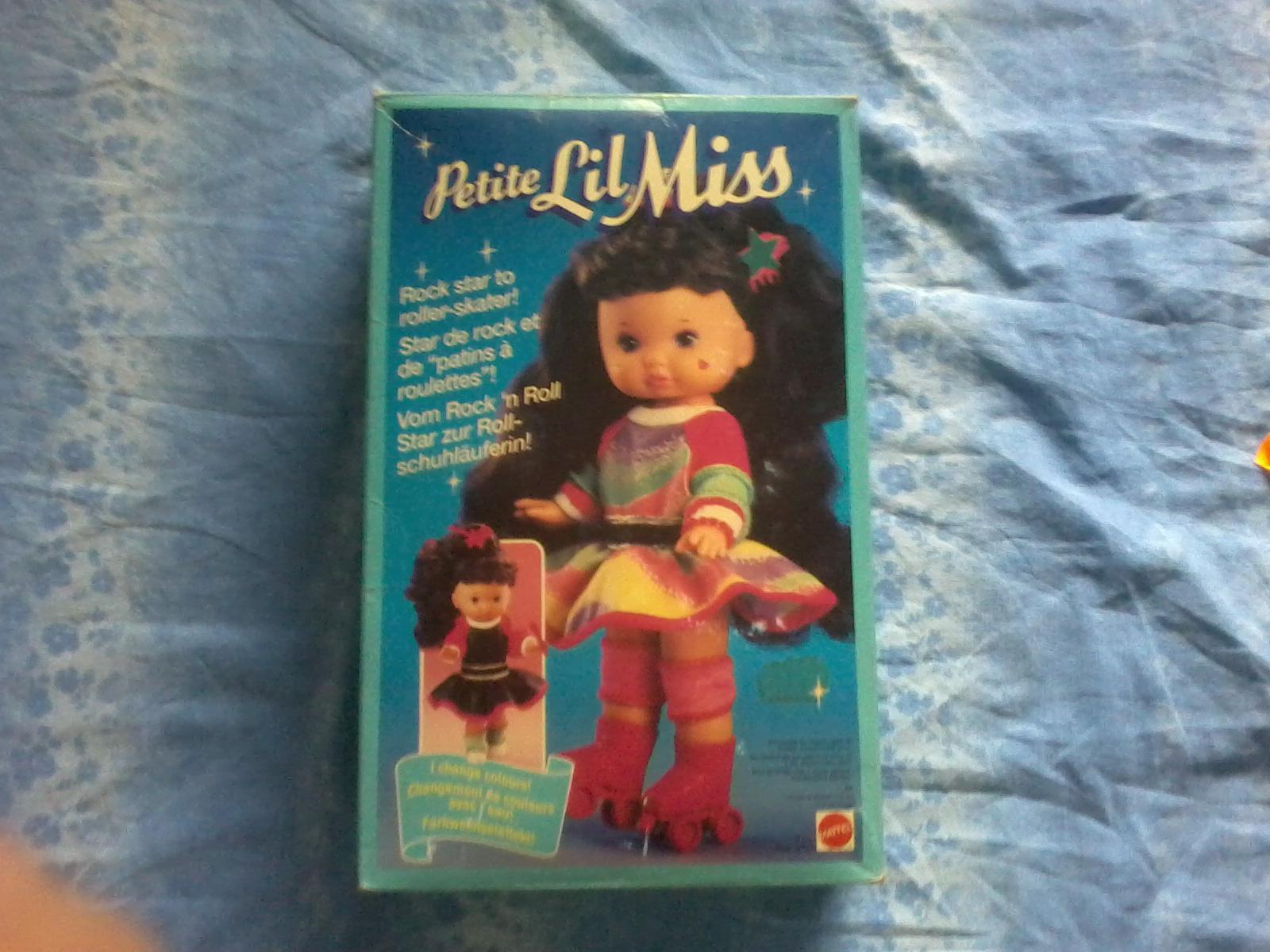 bambola anni 90 petite lil miss fondo magazzino aperta solo x visionare il tutto 2vwg1e9