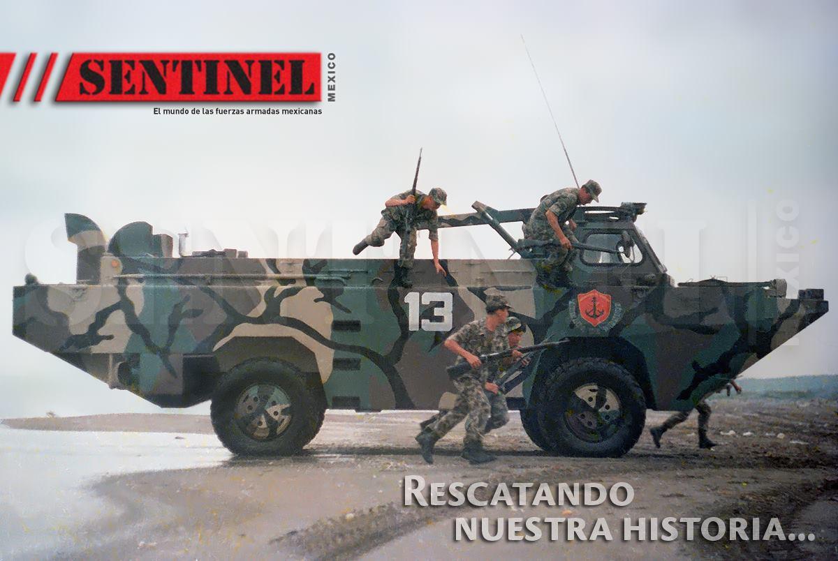 infanteria - BMR-600  y Anfibio PEGASO en la Armada de México - Página 2 2weh089