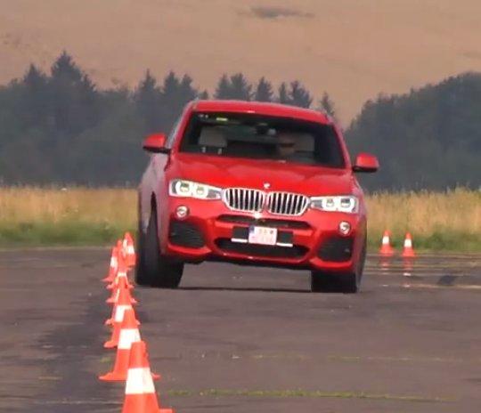 PRUEBA a FONDO: BMW X4 35i Pack M (VIDEO) 2wf90dz