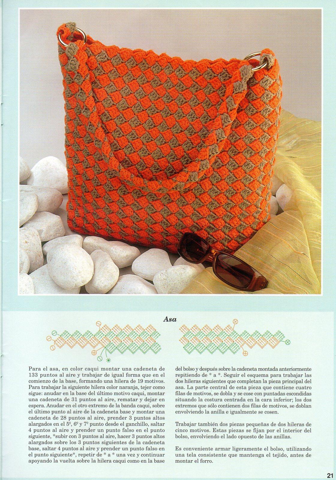 patrones de bolsos 2wfo0vk