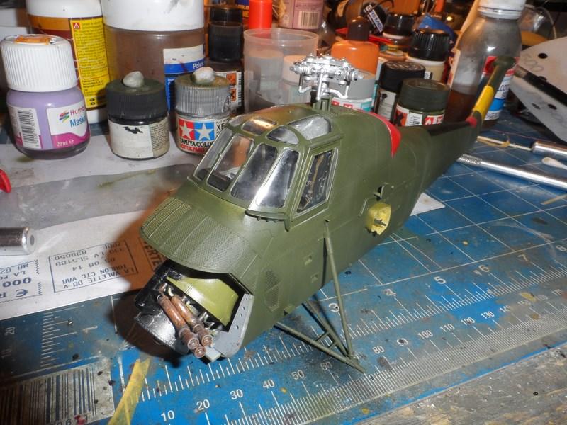 H-34 US MARINES Gallery Models 1/48ème 2wmor2w
