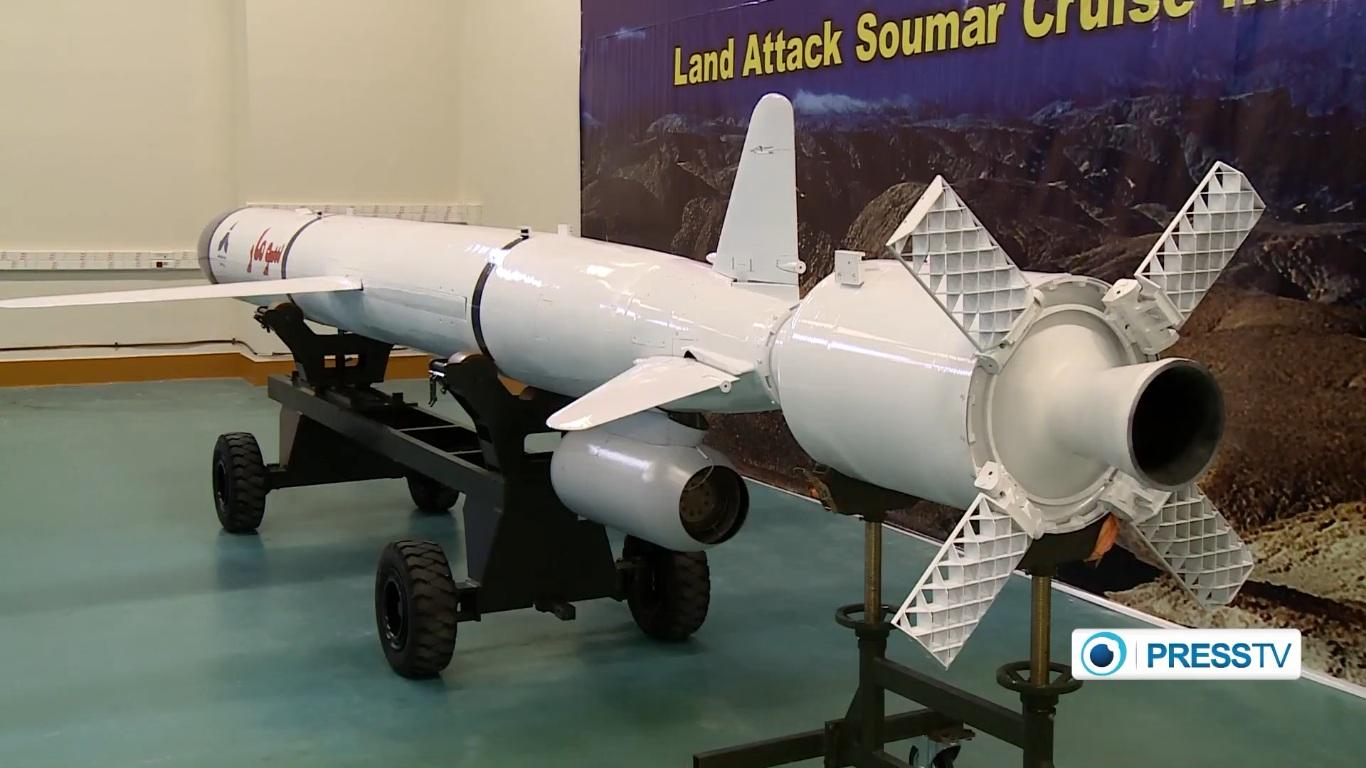Iranian Long Range Cruise missiles 2ytwgnp